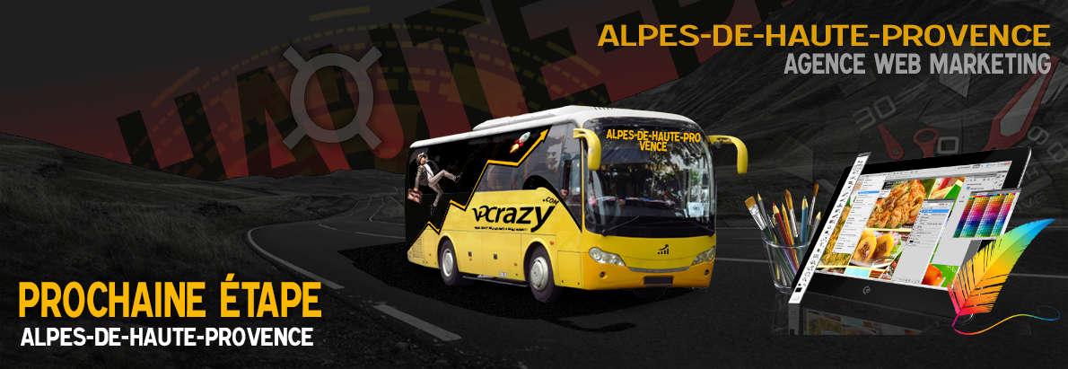 Meilleure agence de conception de sites Internet Alpes-de-Haute-Provence