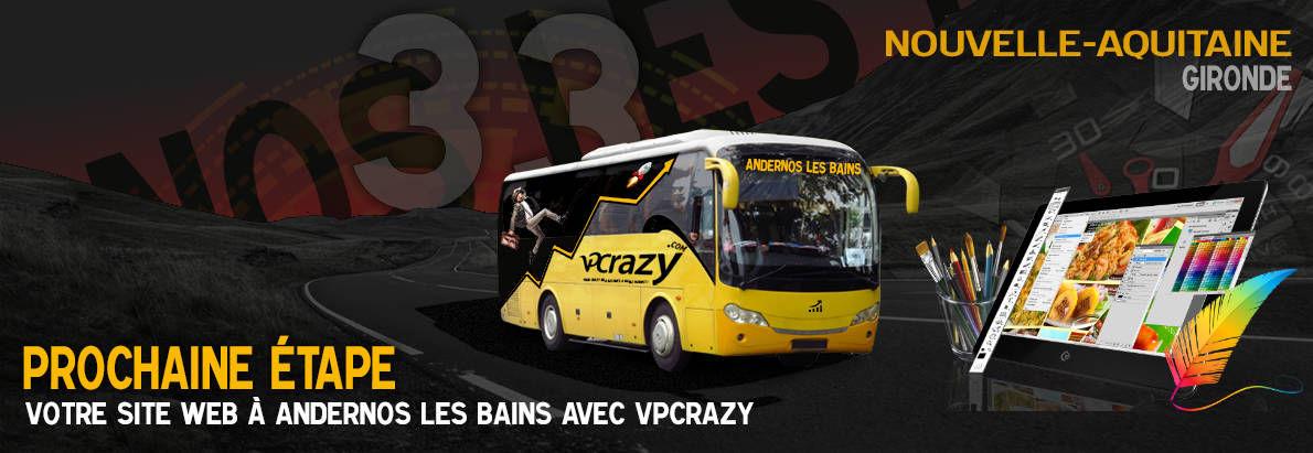 Meilleure agence de conception de sites Internet Andernos-les-Bains 33510
