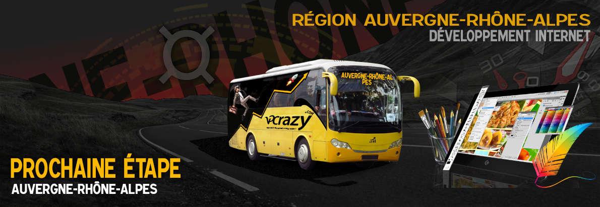 Meilleur prestataire pour Création site Internet Auvergne-Rhône-Alpes [CP]