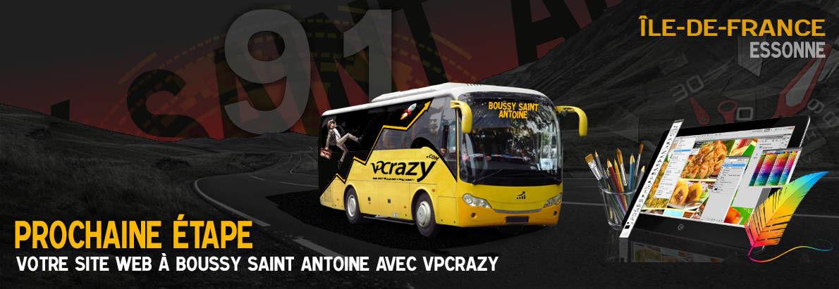 Meilleure agence de conception de sites Internet Boussy-Saint-Antoine 91800