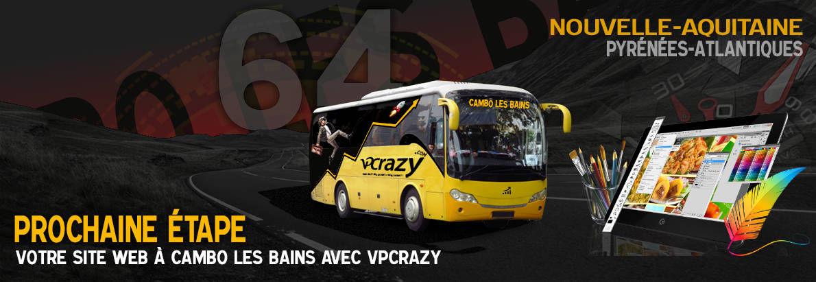 Meilleure agence de conception de sites Internet Cambo-les-Bains 64250