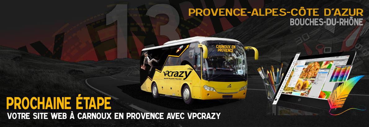 Meilleure agence de conception de sites Internet Carnoux-en-Provence 13470