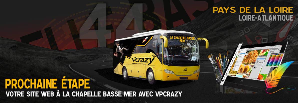 Meilleure agence de conception de sites Internet La Chapelle-Basse-Mer 44450