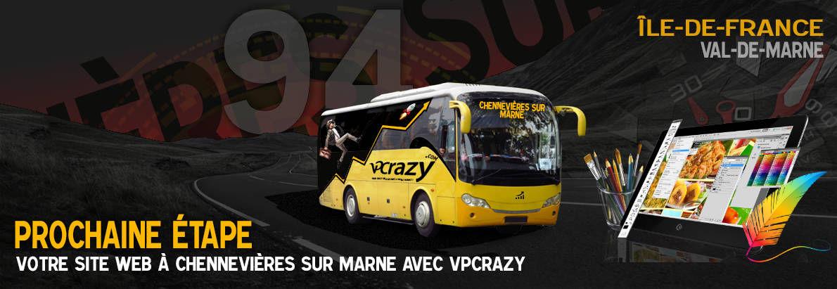 Meilleure agence de conception de sites Internet Chennevières-sur-Marne 94430