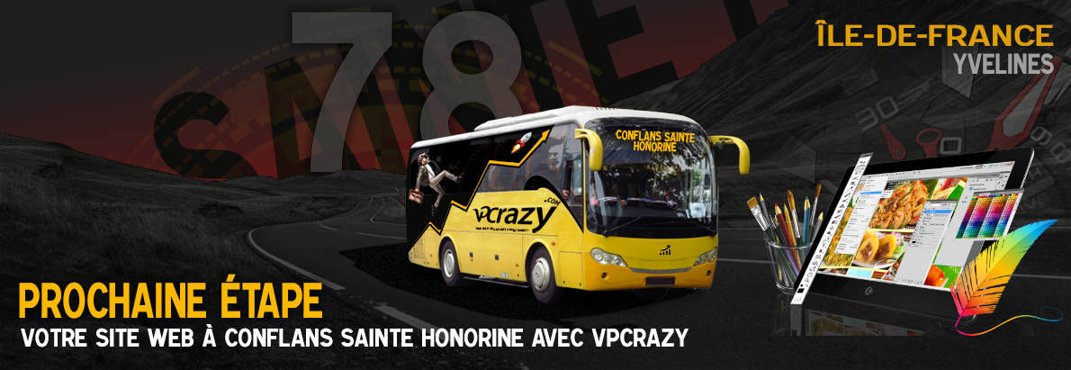 Meilleure agence de conception de sites Internet Conflans-Sainte-Honorine 78700