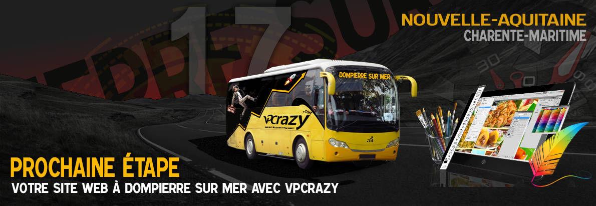 Meilleure agence de conception de sites Internet Dompierre-sur-Mer 17139