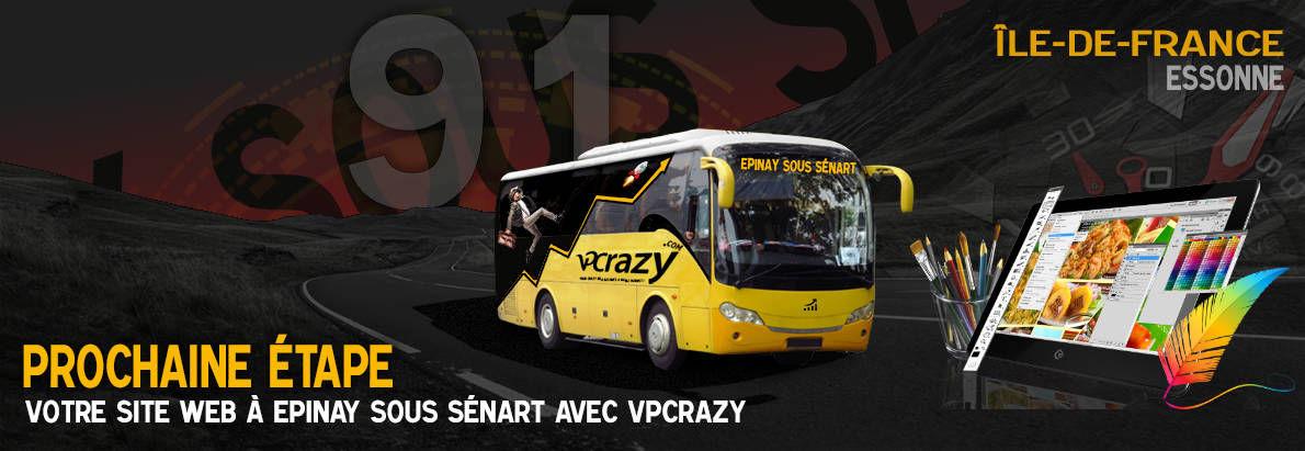 Meilleure agence de conception de sites Internet Epinay-sous-Sénart 91860