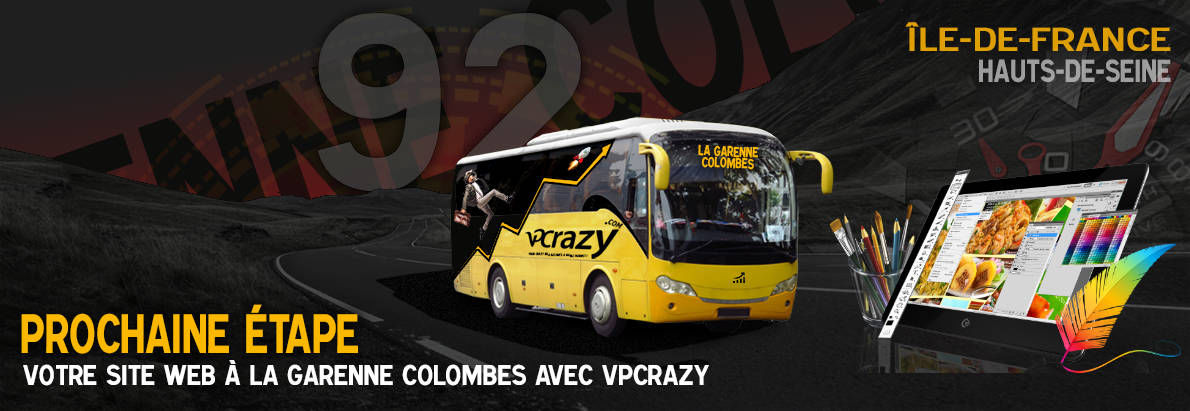 Meilleure agence de conception de sites Internet La Garenne-Colombes 92250
