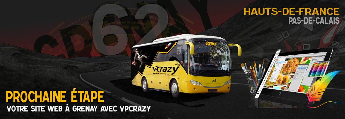 Meilleure agence de conception de sites Internet Grenay 62160