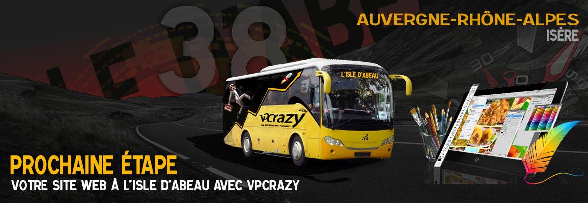 Meilleure agence de conception de sites Internet L'Isle-d'Abeau 38080