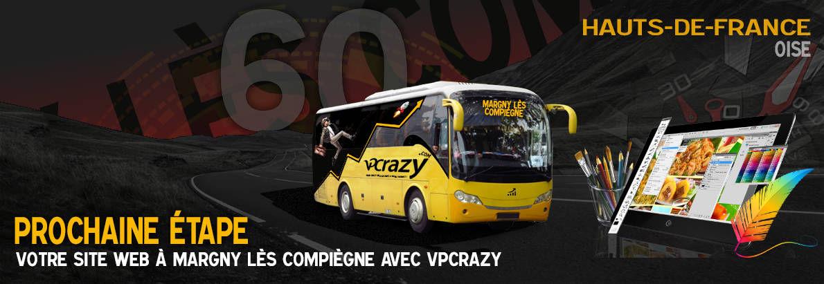 Meilleure agence de conception de sites Internet Margny-lès-Compiègne 60280