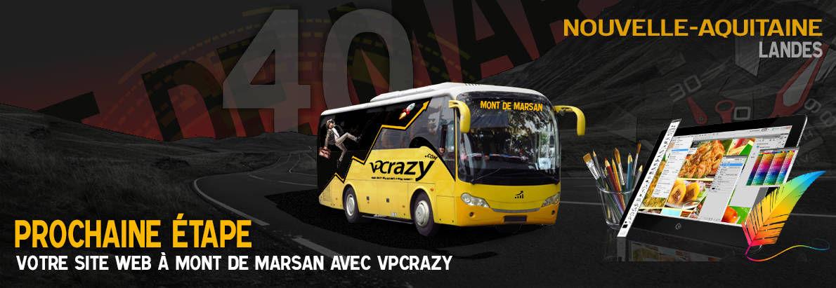 Meilleure agence de conception de sites Internet Mont-de-Marsan 40000
