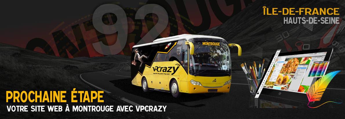 Meilleure agence de conception de sites Internet Montrouge 92120