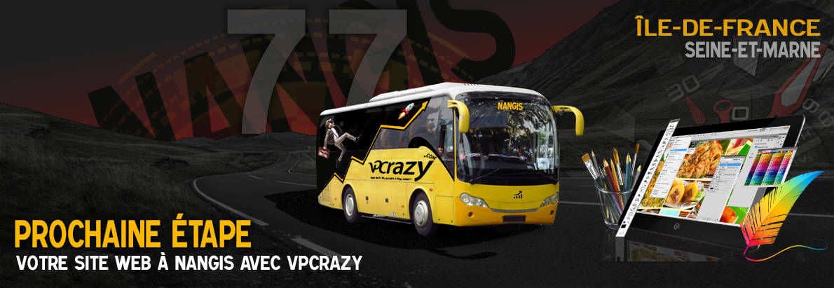 Meilleure agence de conception de sites Internet Nangis 77370