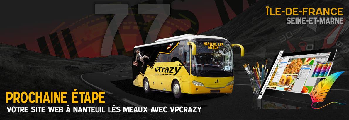 Meilleure agence de conception de sites Internet Nanteuil-lès-Meaux 77100