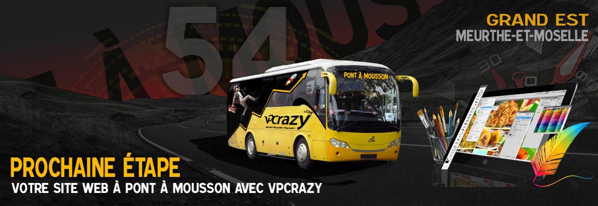 Meilleure agence de conception de sites Internet Pont-à-Mousson 54700