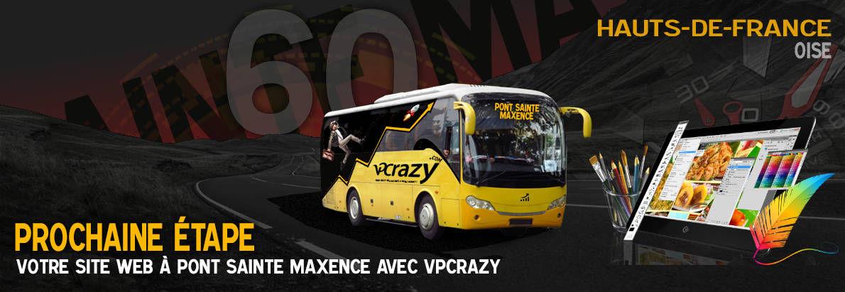 Meilleure agence de conception de sites Internet Pont-Sainte-Maxence 60700