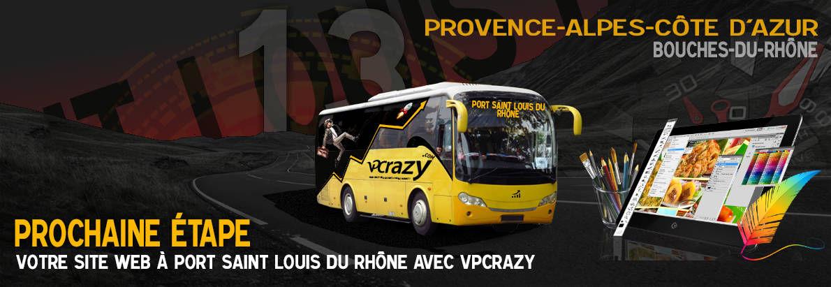 Meilleure agence de conception de sites Internet Port-Saint-Louis-du-Rhône 13230