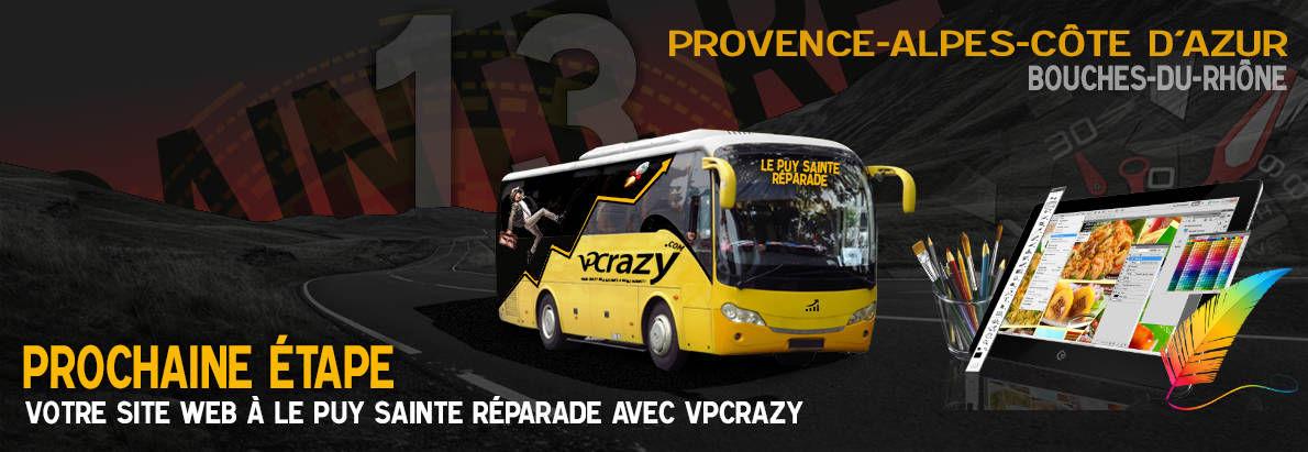 Meilleure agence de conception de sites Internet Le Puy-Sainte-Réparade 13610