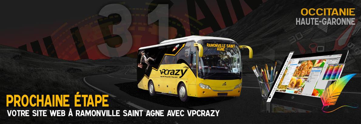 Meilleure agence de conception de sites Internet Ramonville-Saint-Agne 31520