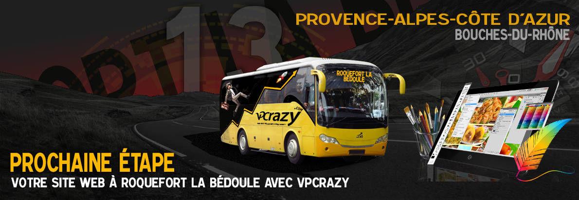 Meilleure agence de conception de sites Internet Roquefort-la-Bédoule 13830