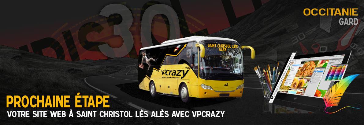 Meilleure agence de conception de sites Internet Saint-Christol-lès-Alès 30380