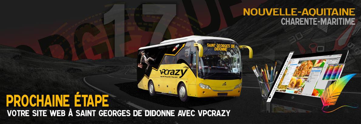 Meilleure agence de conception de sites Internet Saint-Georges-de-Didonne 17110