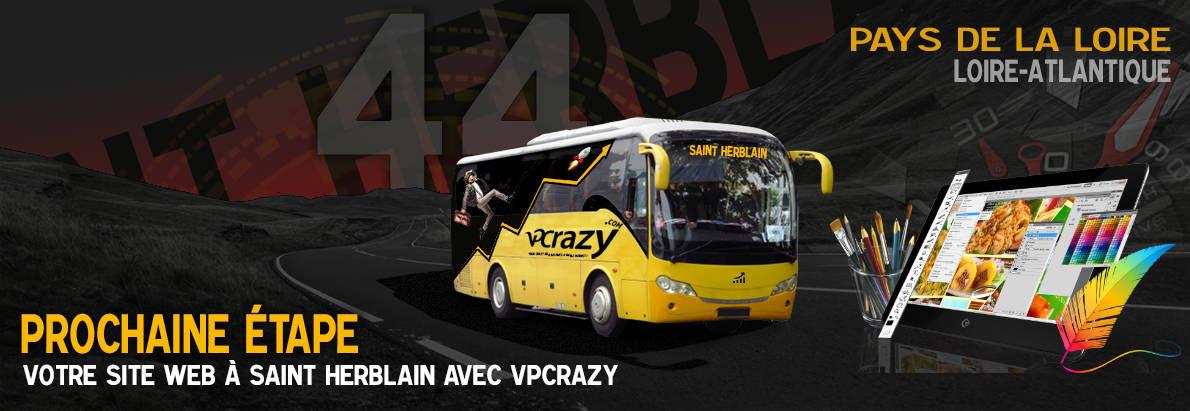 Meilleure agence de conception de sites Internet Saint-Herblain 44800