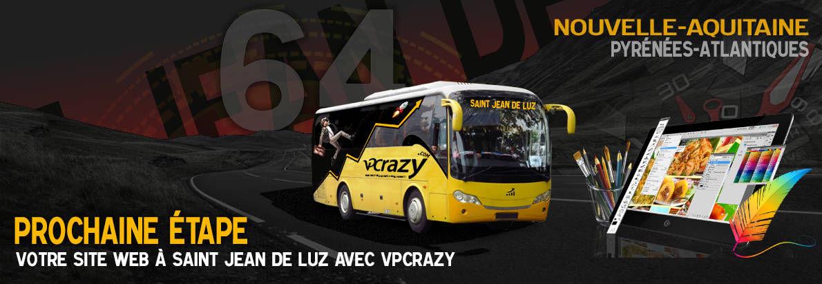 Meilleure agence de conception de sites Internet Saint-Jean-de-Luz 64500