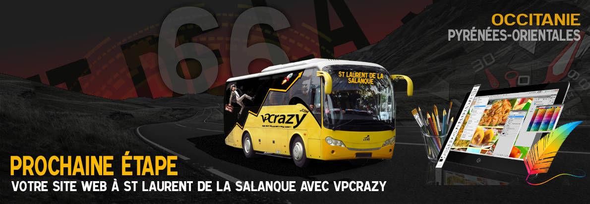 Meilleure agence de conception de sites Internet St-Laurent-de-la-Salanque 66250