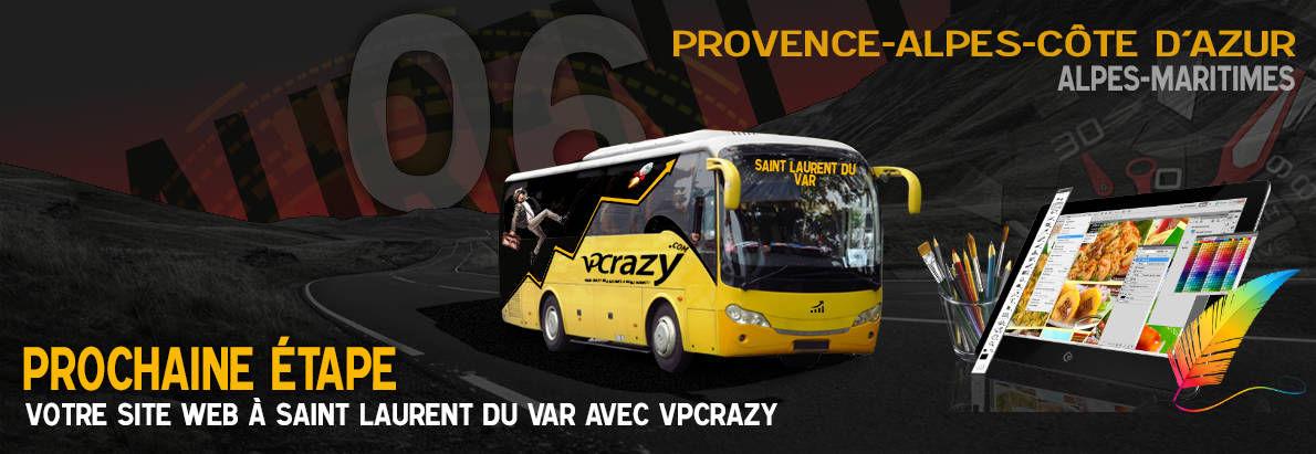 Meilleure agence de conception de sites Internet Saint-Laurent-du-Var 6700