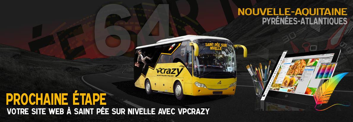 Meilleure agence de conception de sites Internet Saint-Pée-sur-Nivelle 64310
