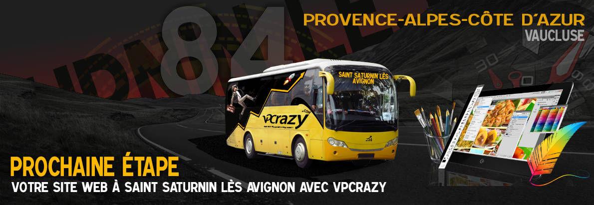 Meilleure agence de conception de sites Internet Saint-Saturnin-lès-Avignon 84450