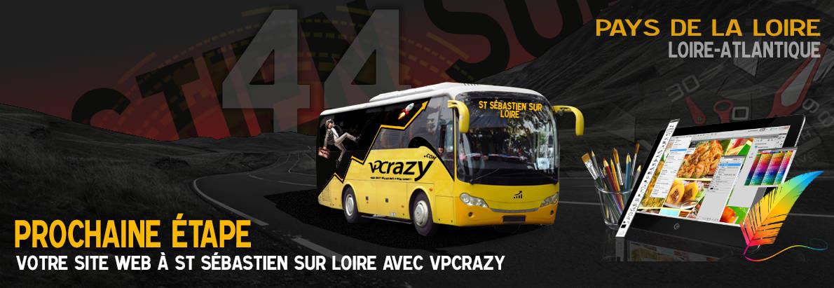 Meilleure agence de conception de sites Internet St-Sébastien-sur-Loire 44230