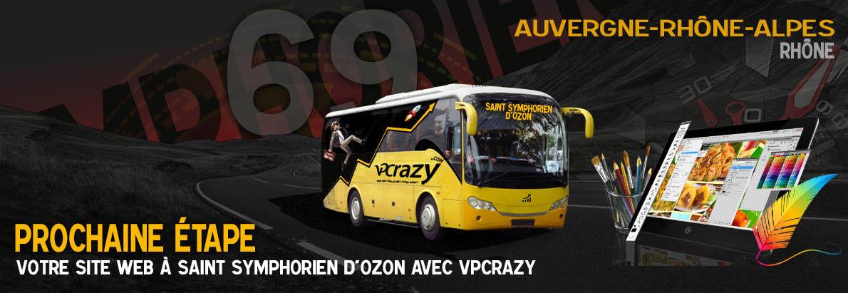 Meilleure agence de conception de sites Internet Saint-Symphorien-d'Ozon 69360
