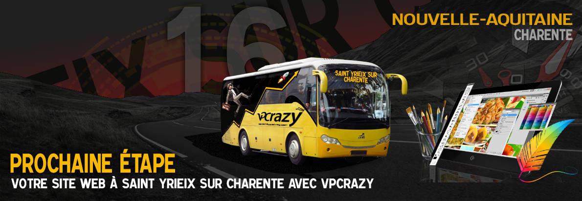 Meilleure agence de conception de sites Internet Saint-Yrieix-sur-Charente 16710