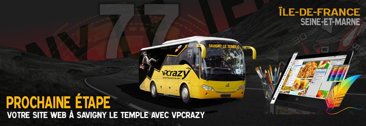 Meilleure agence de conception de sites Internet Savigny-le-Temple 77176
