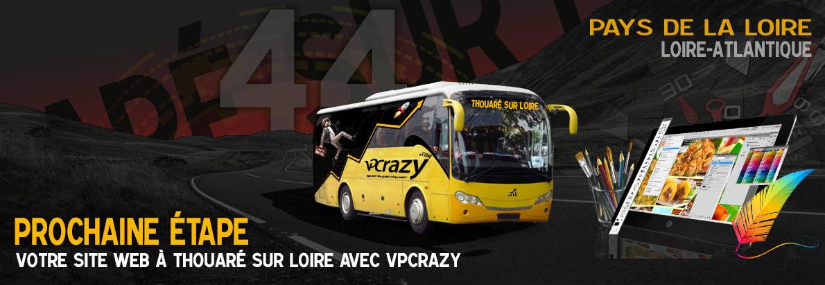 Meilleure agence de conception de sites Internet Thouaré-sur-Loire 44470