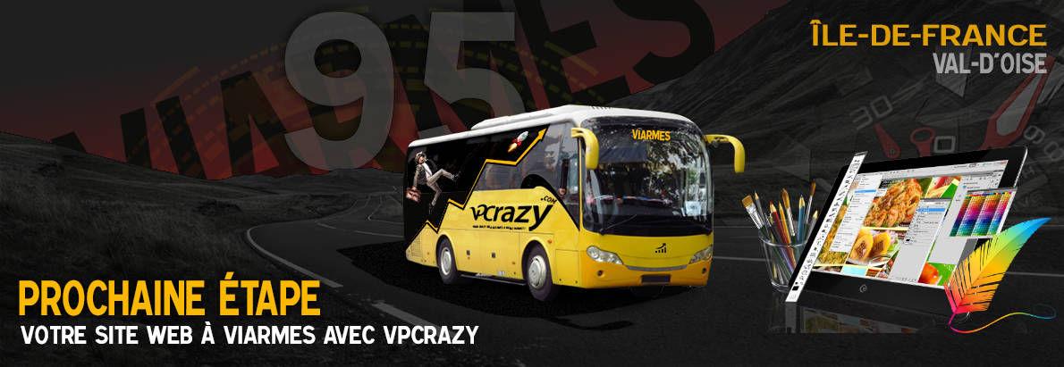 Meilleure agence de conception de sites Internet Viarmes 95270