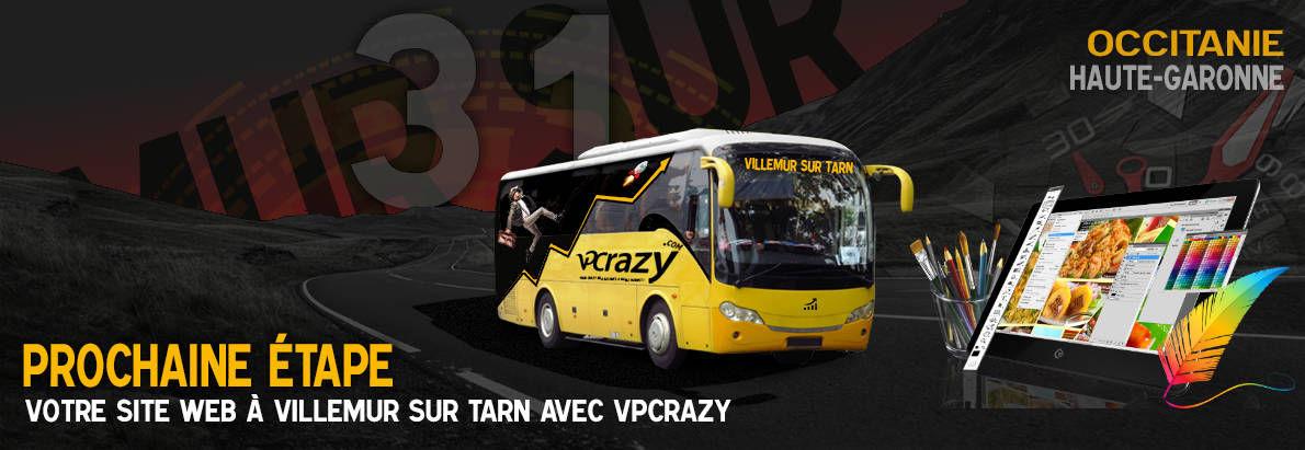 Meilleure agence de conception de sites Internet Villemur-sur-Tarn 31340