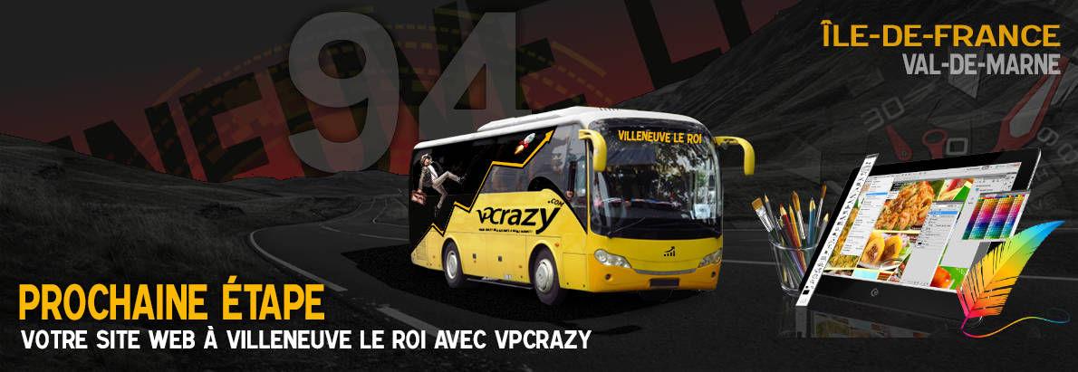 Meilleure agence de conception de sites Internet Villeneuve-le-Roi 94290