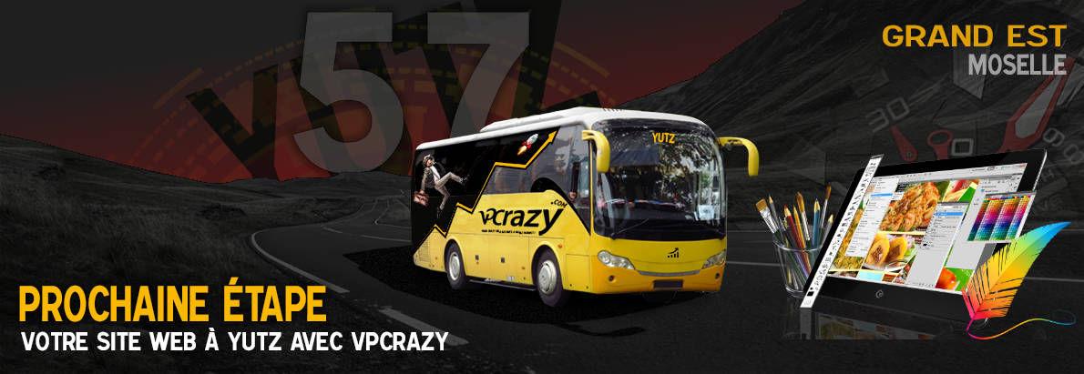 Meilleure agence de conception de sites Internet Yutz 57110