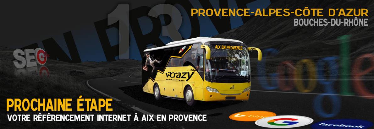 Agence SEO Google Aix-en-Provence