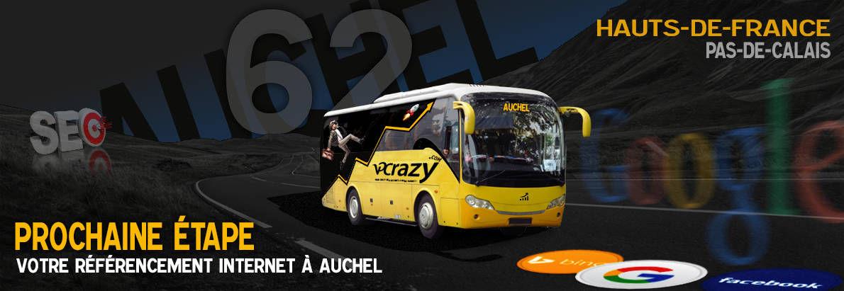 Agence SEO Google Auchel