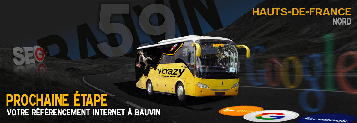 Agence SEO Google Bauvin