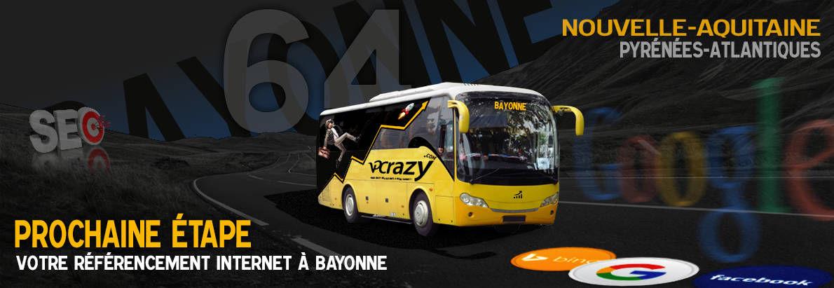 Agence SEO Google Bayonne