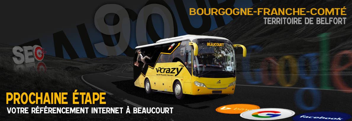Agence SEO Google Beaucourt