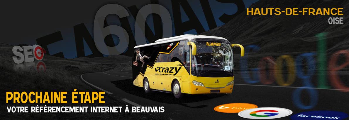 Agence SEO Google Beauvais