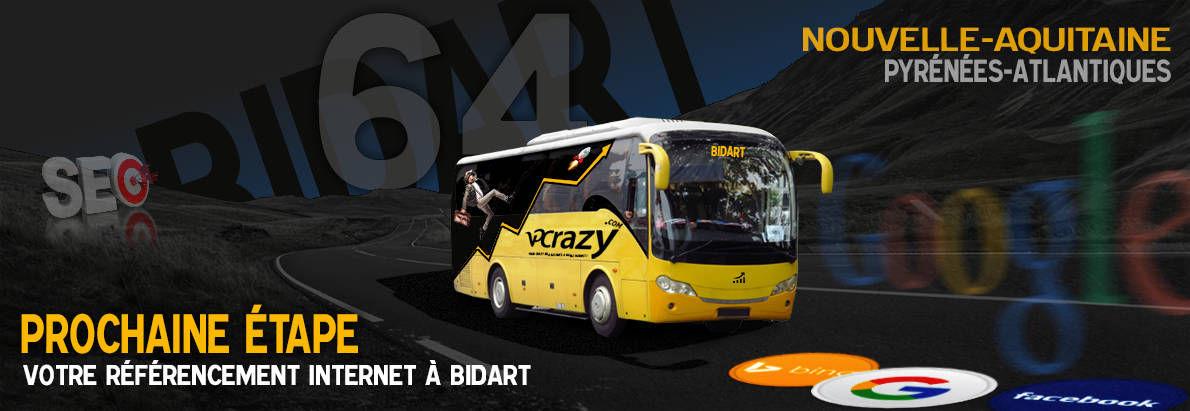 Agence SEO Google Bidart