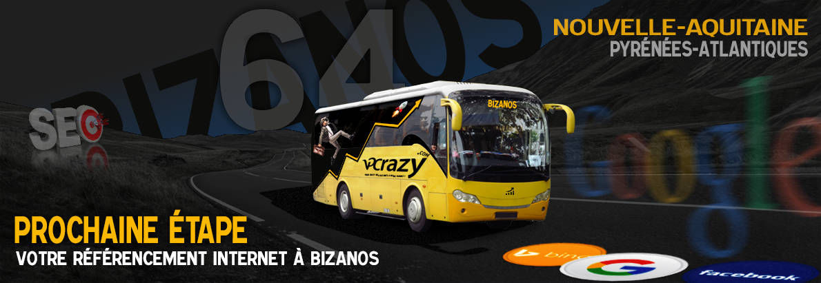 Agence SEO Google Bizanos